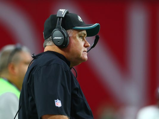 NFL: Philadelphia Eagles at Arizona Cardinals