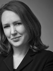 Paula Hawkins, author of the best-selling 'The Girl