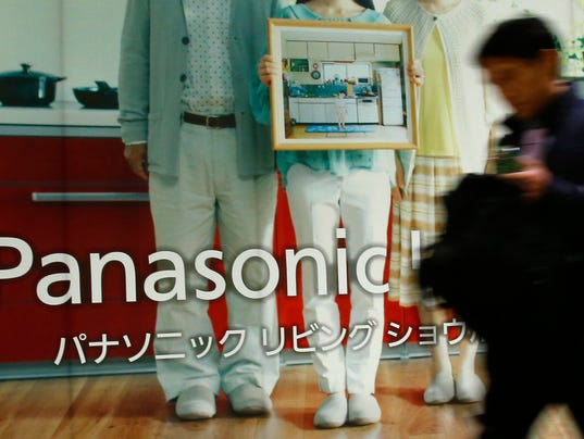 AP Japan Earns Panasonic
