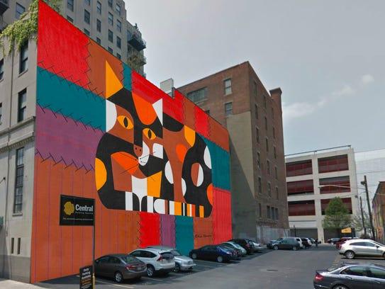 Meet new murals coming to cincy this summer for Charley harper mural cincinnati