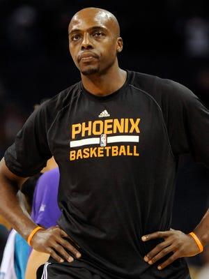 The Detroit Pistons have aquired Anthony Tolliver from the Phoenix Suns.