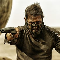 Tom Hardy previously topped IMDb's Top Stars list in 2012 after appearing as Bane in 'The Dark Knight Rises.'