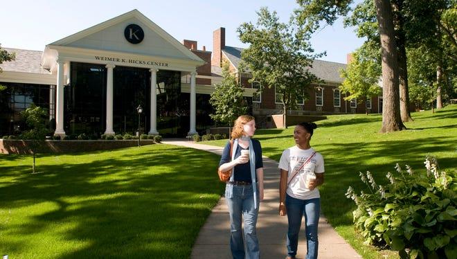 Kalamazoo College campus