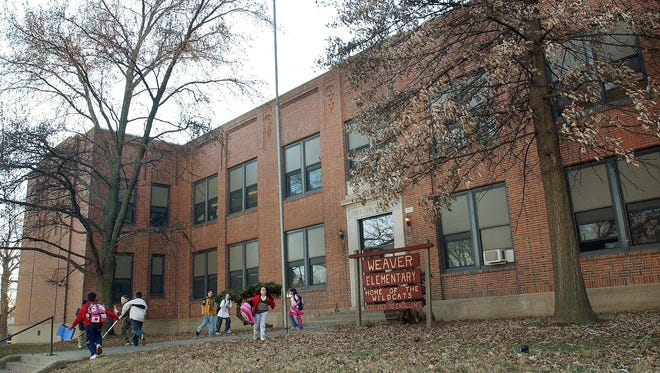 Bed bugs were reportedly found at Weaver Elementary School.