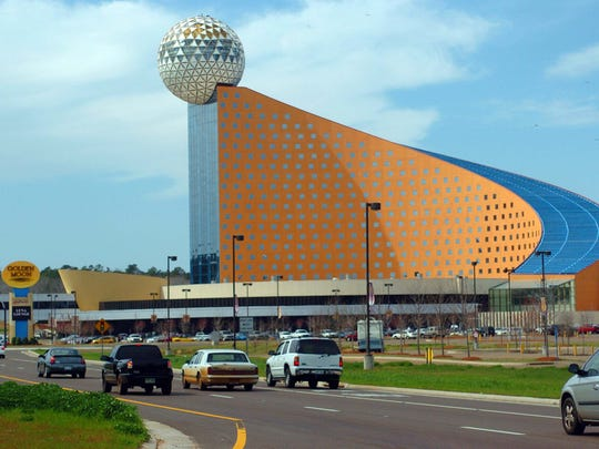 The Golden Moon Hotel and Casino