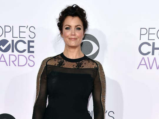 "Bellamy Young will star in an episode of ""Dolly Parton's Heartstrings."""