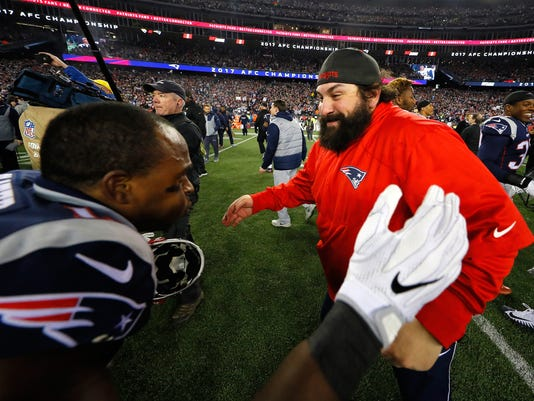 821c029c Even tireless Pats assistant Matt Patricia admits: 'I love to sleep'
