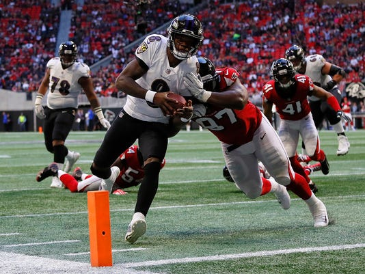 Baltimore Ravens v Atlanta Falcons