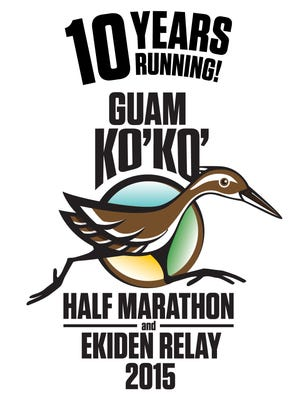 Guam Ko'ko' Half Marathon and Ekiden Relay 2015