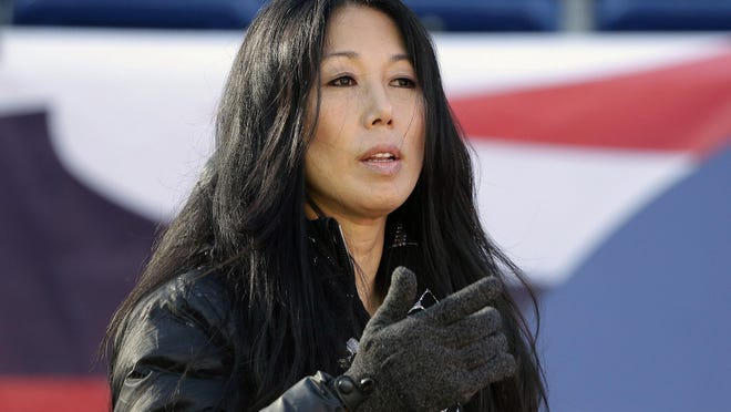 Buffalo Sabres co-owner/president Kim Pegula told The Associated Press in a recent interview she believes she remains the best-suited for the job to streamline the operation.