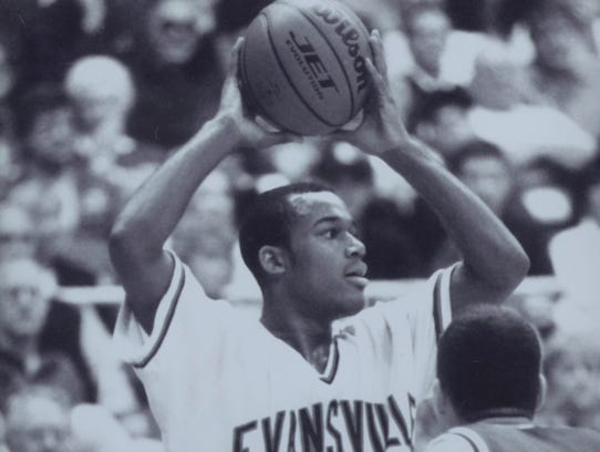 Marcus Wilson was the Missouri Valley Conference Player