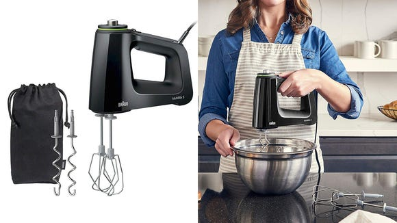 This hand mixer is one of the fastest we've ever tested.