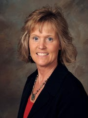 Lisa Freiberg will serve her third term as the county