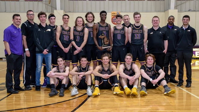 Plymouth Christian Academy won Friday's Class D district final over Ann Arbor Central Academy.