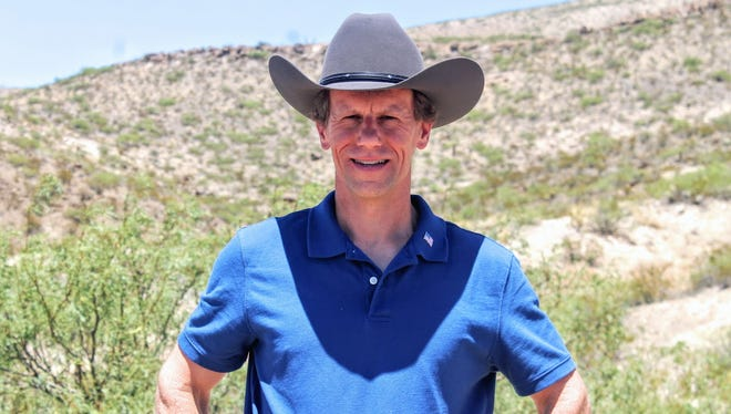 Presidential hopeful Kenny Rodeo is seeking delegates at the upcoming Republican National Convention to be the Republican Party's nomination for President of the United States.