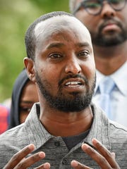 Haji Yussuf speaks about Somali-American community