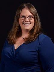 Christiana Deeteris of Ida S. Baker High School is a finalist for Teacher of the Year.