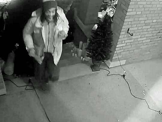 Milwaukee police released this surveillance photo of