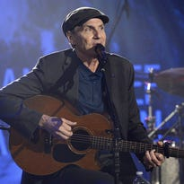 James Taylor, Bonnie Raitt playing Summerfest's American Family Insurance Amphitheater
