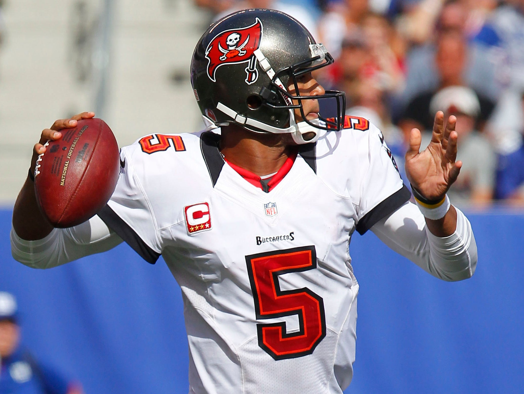 17. Josh Freeman, Tampa Bay Buccaneers