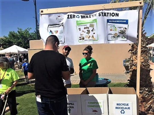Earth Day 2017 in Las Cruces featured the region's