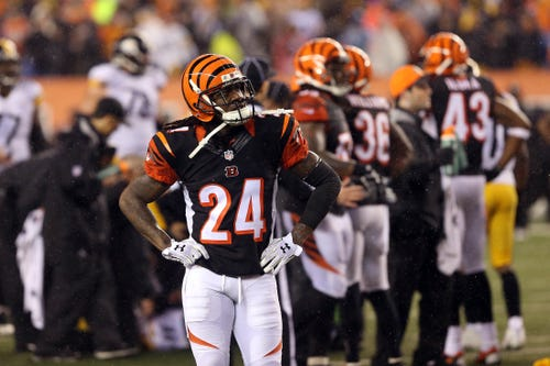 As promised, Pacman Jones apologizes to Antonio Brown