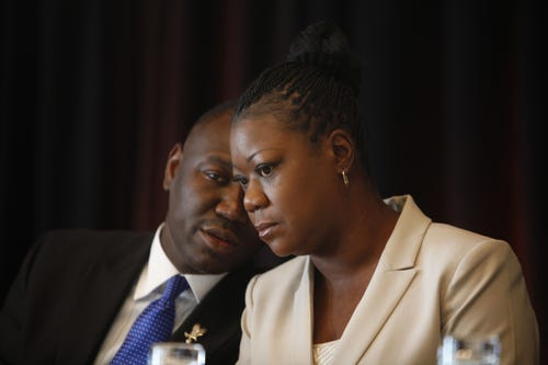Benjamin Crump, Trayvon Martin family attorney, on recent cases