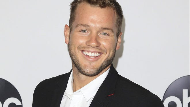 epa06934466 US actor Colton Underwood arriving at the ABC TCA Summer Press Tour 2018 at the Beverly Hilton Hotel in Beverly Hills, California, USA, 07 August 2018.  EPA-EFE/NINA PROMMER ORG XMIT: NPX01