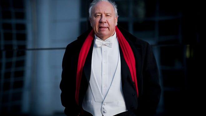 Detroit Symphony Orchestra music director emeritus Neeme Jarvi