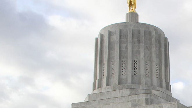 Legislature is in session in Salem