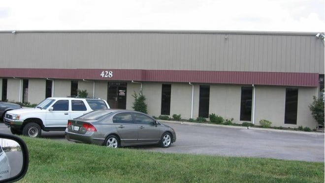 A partnership of the Hawkins and Lackey families now own this warehouse at 428 Harding Industrial Drive in South Nashville.