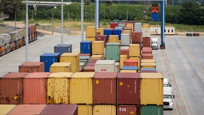 Inland Port Greer has been in operation since 2013. Officials announced plans for a second inland port in the state earlier this year.