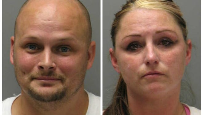 Shaun S. Reilly, 35, and Kisha A. Reilly, 35, both of New Castle