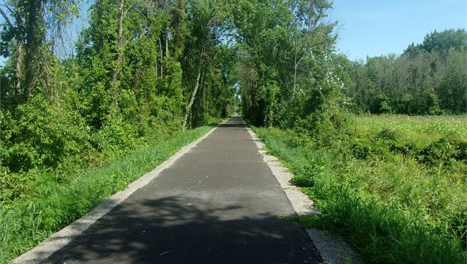 Michigan's Iron Belle hiking and biking trails will extend from Belle Isle Park in Detroit to Ironwood in the Upper Peninsula. The route will consist of existing trails and future connectors.