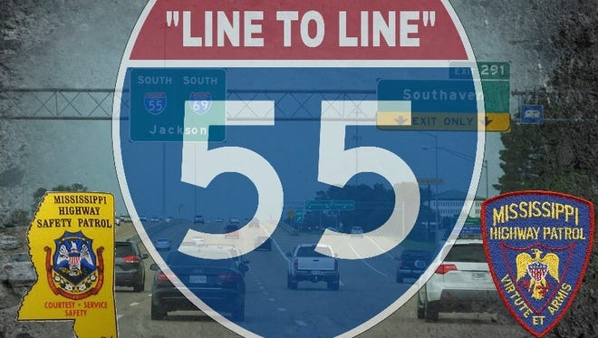 MHP will line I-55 from Wednesday to Sunday  to keep traffic fatalities to a minimum