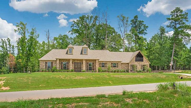 This custom-built home at 1416 Suwannee Lane is listed at $515,000.