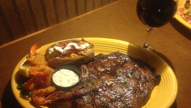 Texas Flame Steakhouse