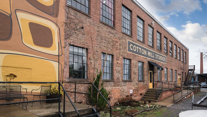 Cotton Mill Studios was listed for sale Feb. 16 for $2.2 million.