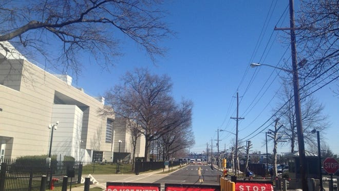 East Rutherford recently settled a tax appeal regarding the Federal Reserve Building on Orchard Street.