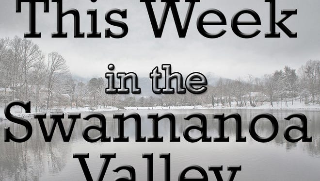 This Week in the Swannanoa Valley