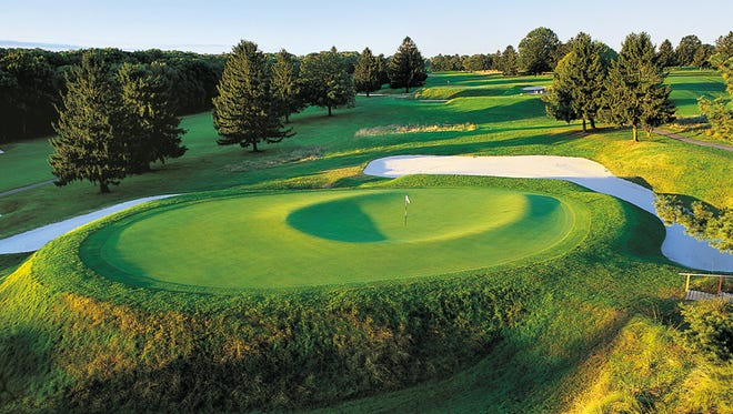 Forsgate Country Club's Banks 18-hole course.