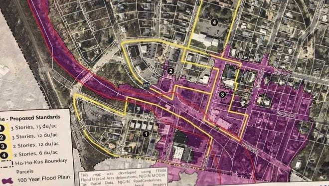 Four affordable housing zones would be created under ordinances introduced by Ho-Ho-Kus council June 27.