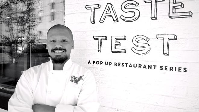 Pharen Nhor will bring his French Cambodian concept to Taste Test on Dec. 8.