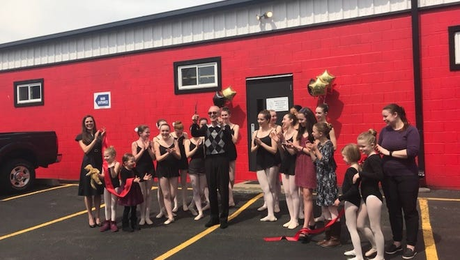 The Rafael Grigorian School of Ballet is celebrated the grand opening of its new Vestal Studio on April 14.