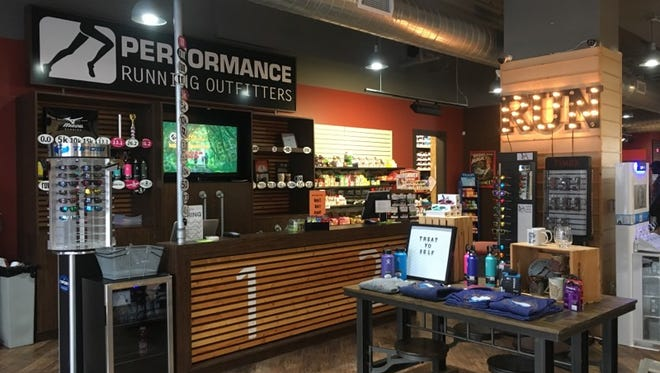 Performance Running Outfitters is moving its Oconomowoc store to Delafield. This image is of the Oak Creek location.