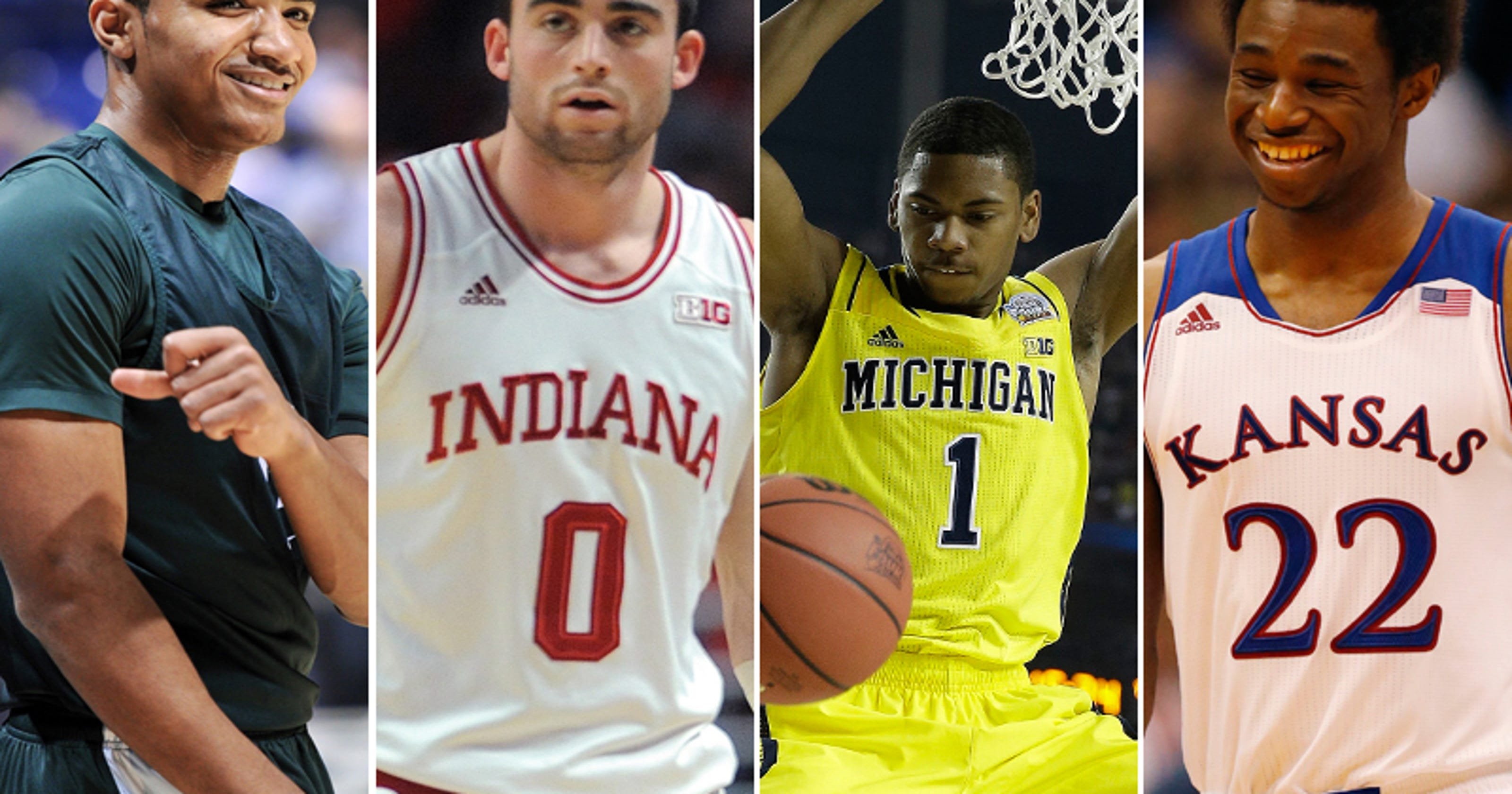 2981345fc88 Top 50 players in college basketball for 2013-14