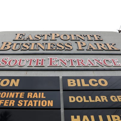 EastPointe Business Park is the largest park in the
