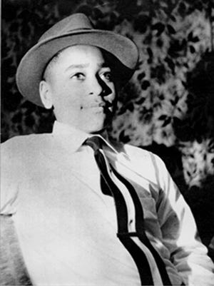 Emmett Till, a 14-year-old from Chicago, was brutally murdered in 1955 in Mississippi.
