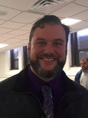 Social worker Nick Coulter is a member of REACH.