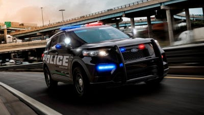 These are the primary ways that police cars are different from cars sold in dealerships.